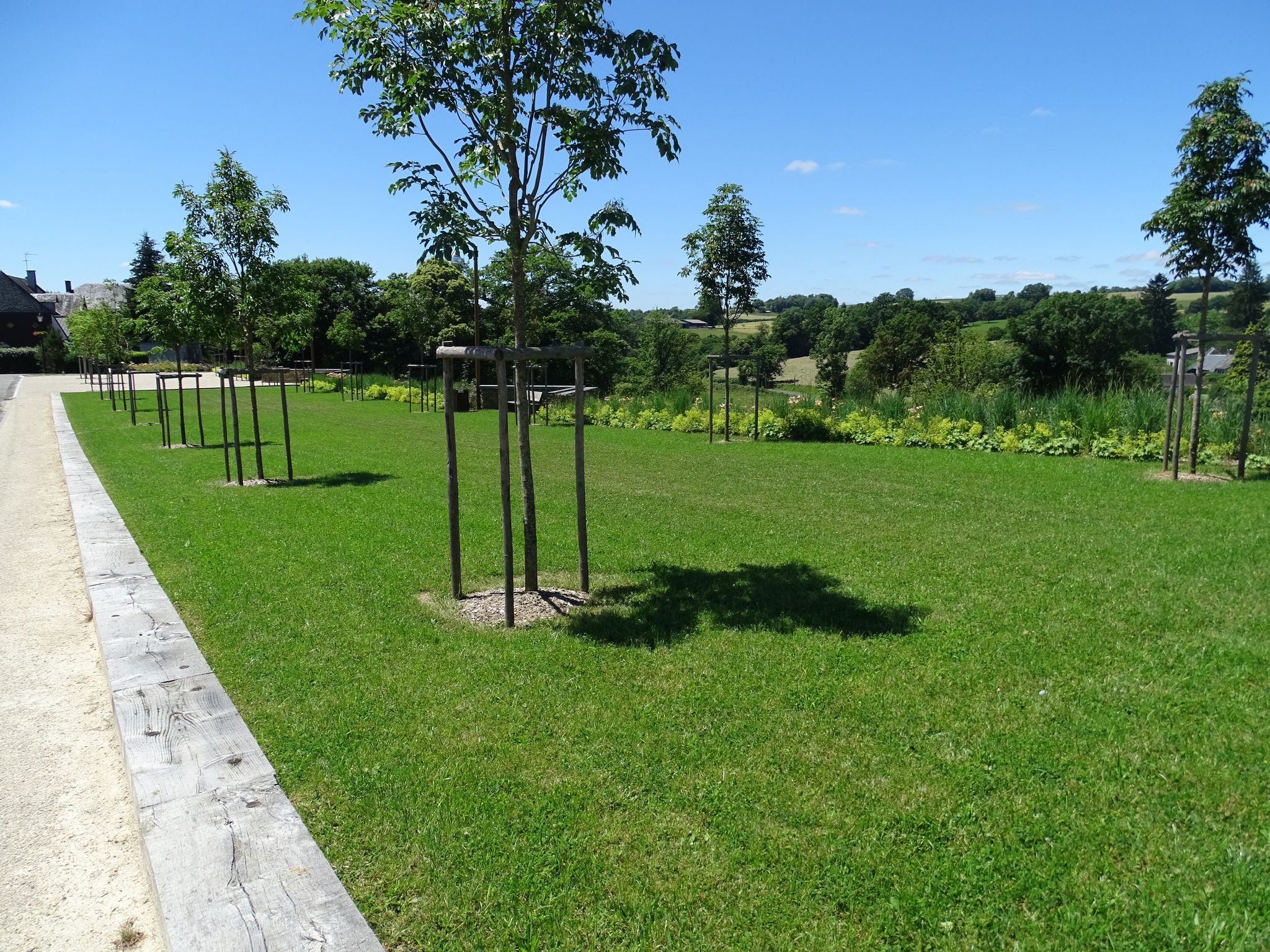 Sève Paysage créateur de jardins Corrèze
