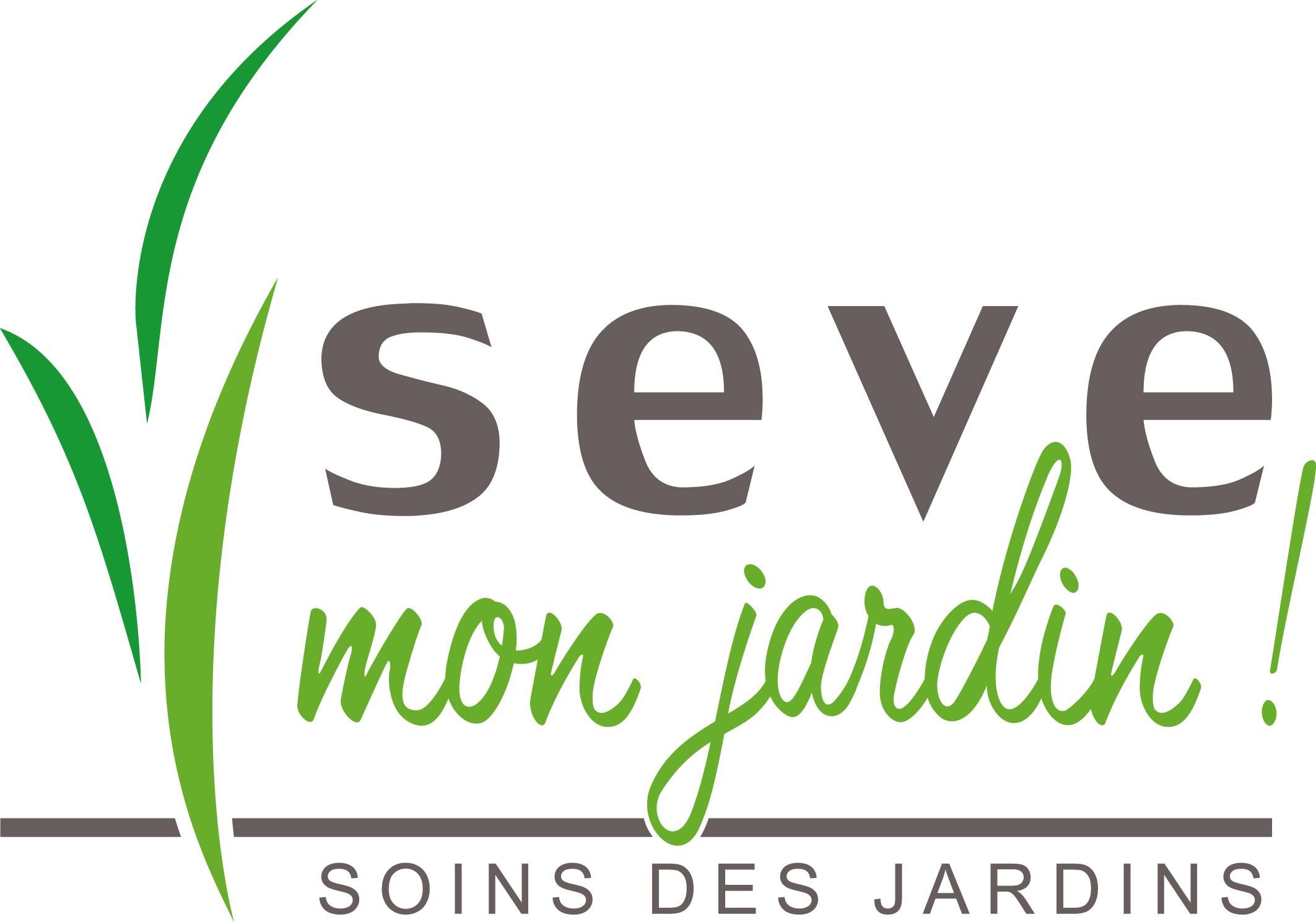 Logo Seve Mon Jardin !
